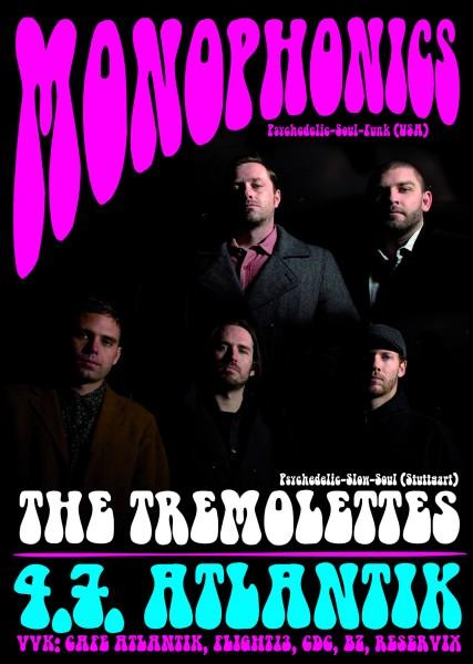 Flyer Monophonics